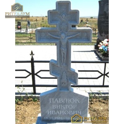 Резной памятник №4 — ritualum.ru