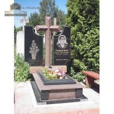 Зеркальный памятник 312 — ritualum.ru
