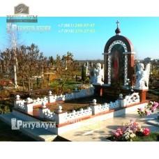 Элитный памятник №0011 — ritualum.ru