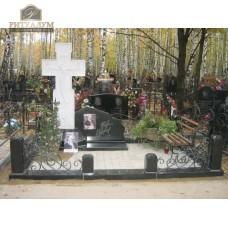 Оградка 032 — ritualum.ru